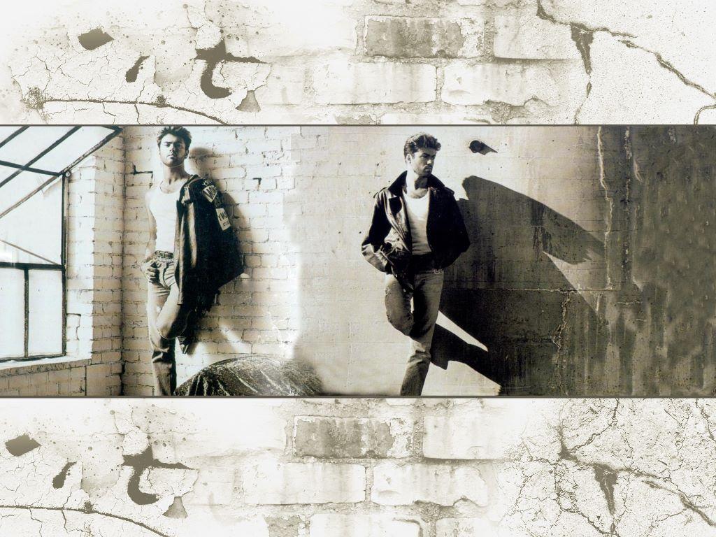 Music Wallpaper: George Michael
