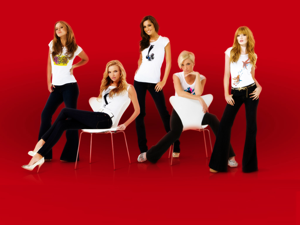 Music Wallpaper: Girls Aloud