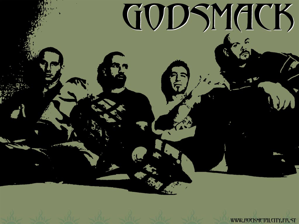 Music Wallpaper: Godsmack