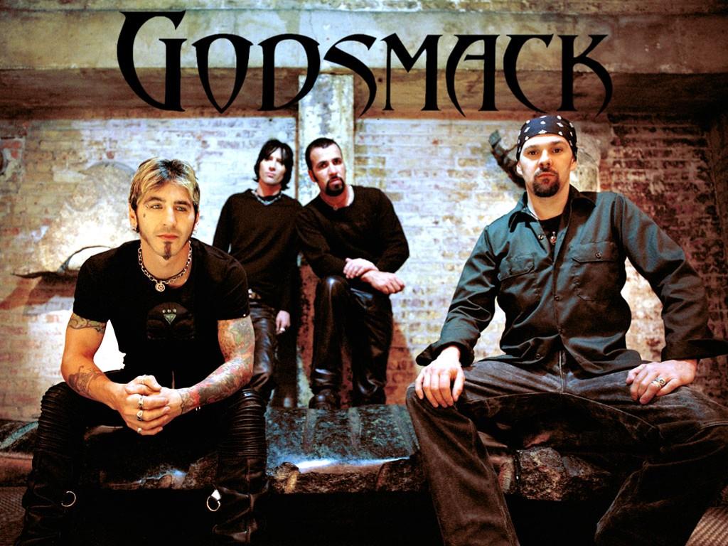 Music Wallpaper: Godsmack