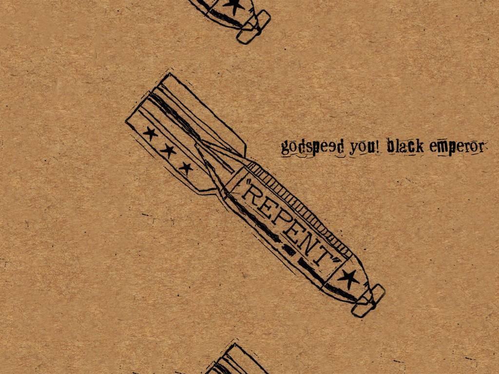 Music Wallpaper: Godspeed You! Black Emperor