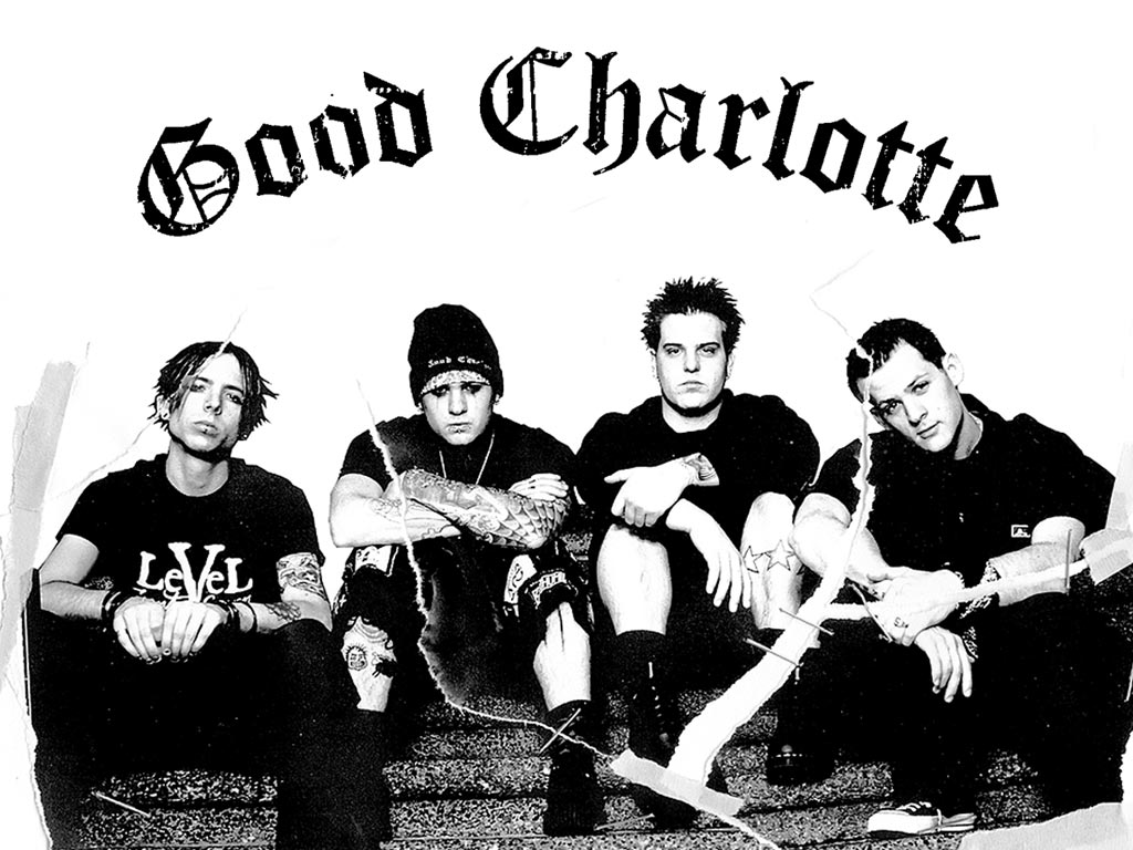 Music Wallpaper: Good Charlotte