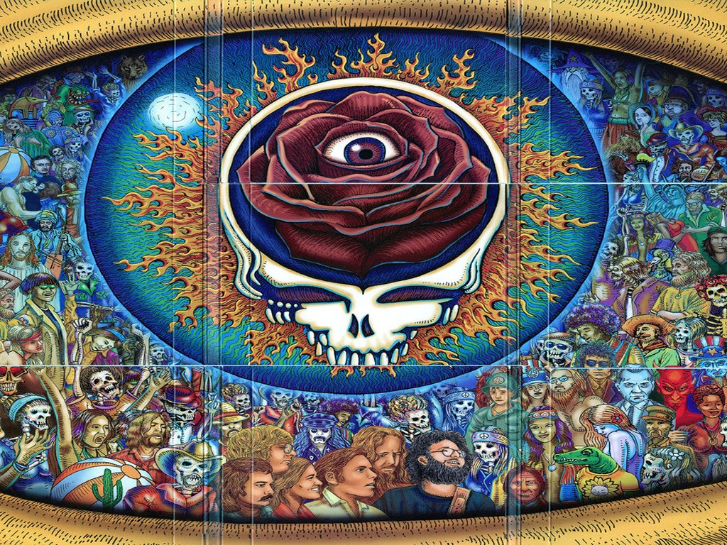 Music Wallpaper: Grateful Dead