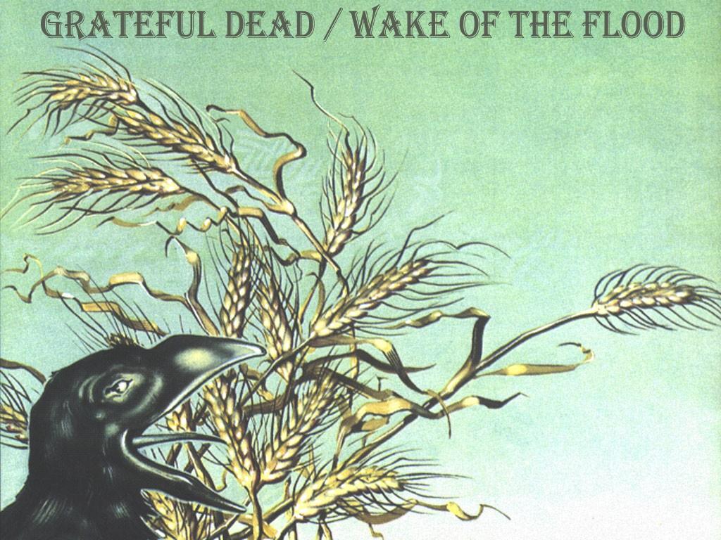 Music Wallpaper: Grateful Dead - Wake of the Flood