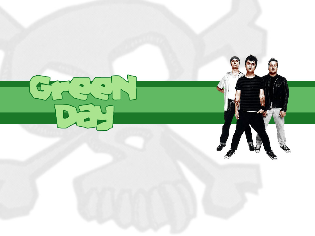 Music Wallpaper: Green Day