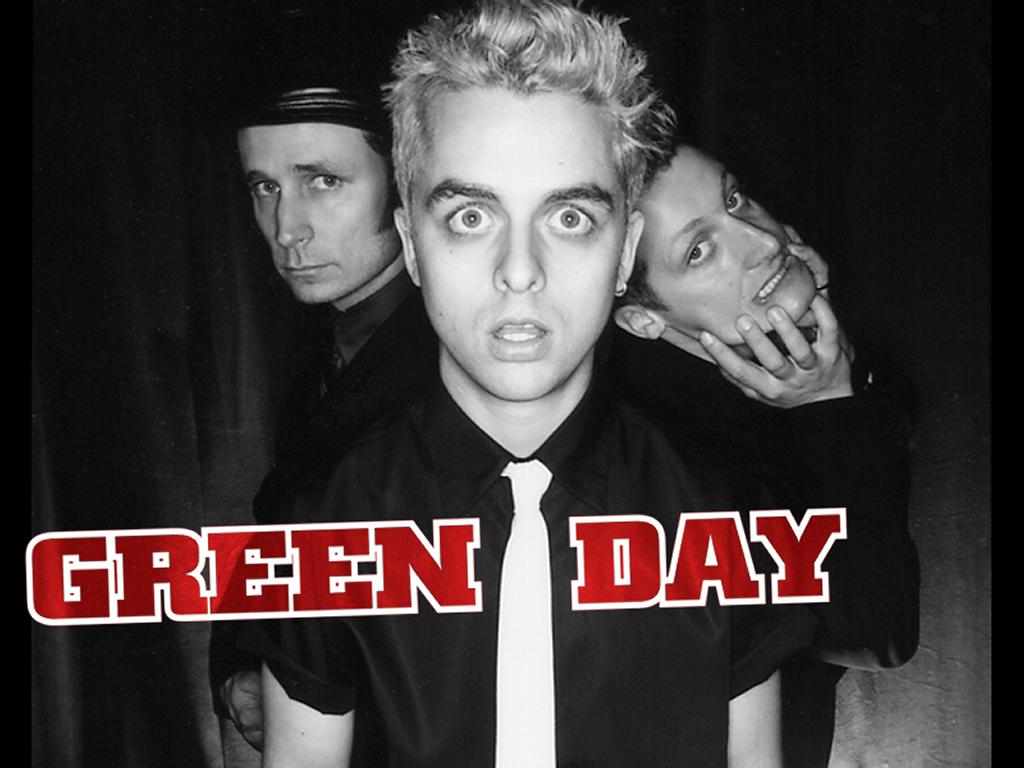 Music Wallpaper: Green Day