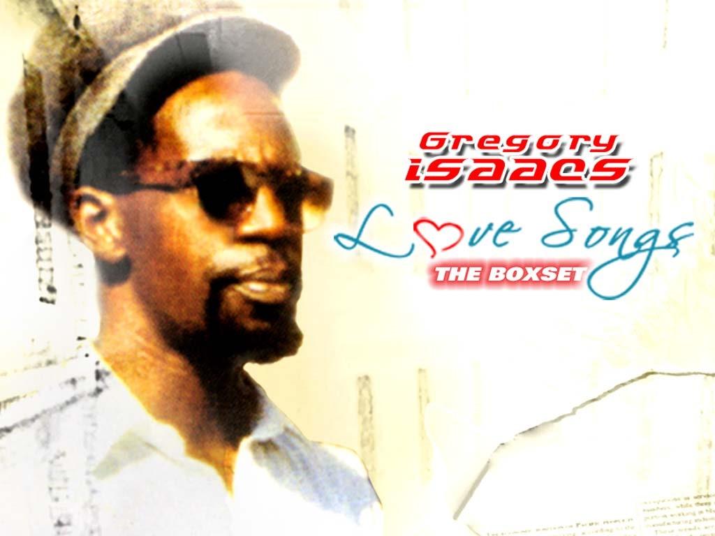 Music Wallpaper: Gregory Isaacs