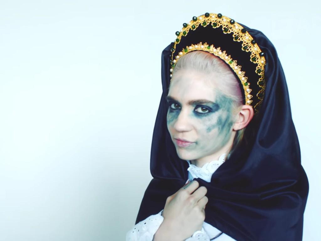 Music Wallpaper: Grimes - Art Angels