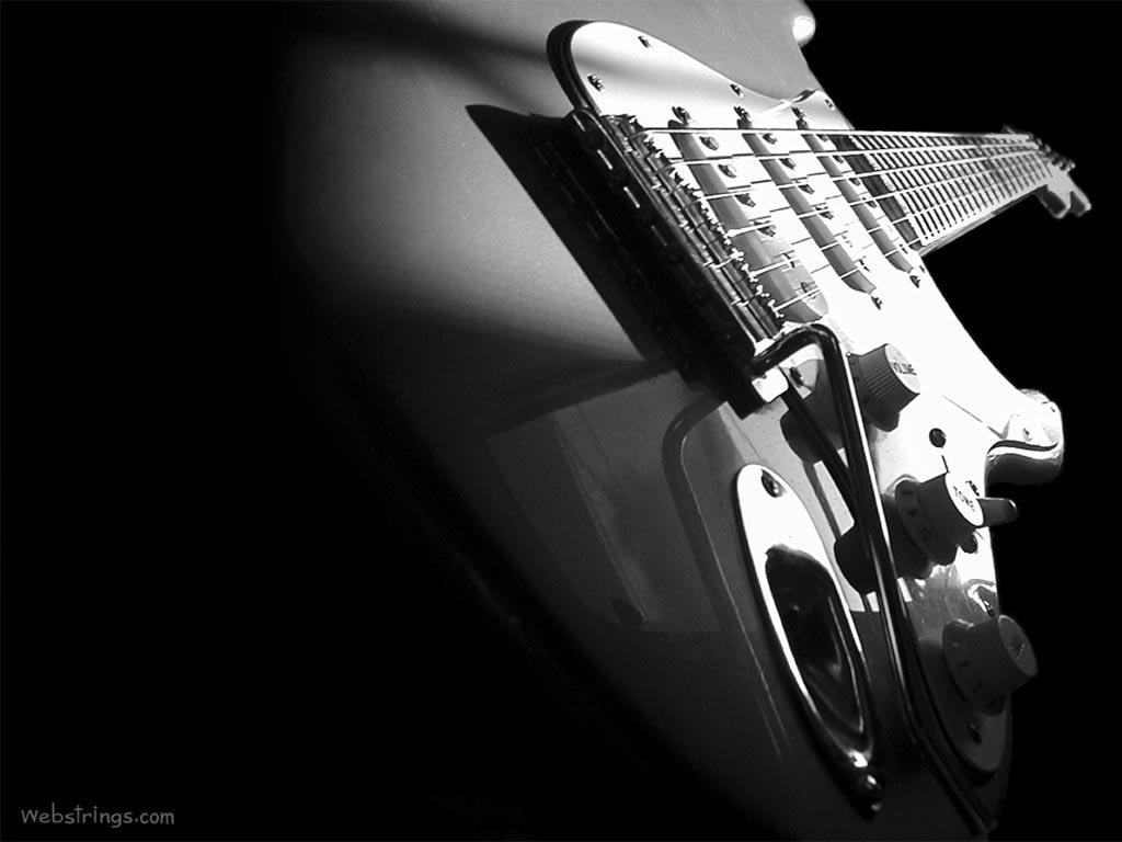 Music Wallpaper: Guitar - Fender