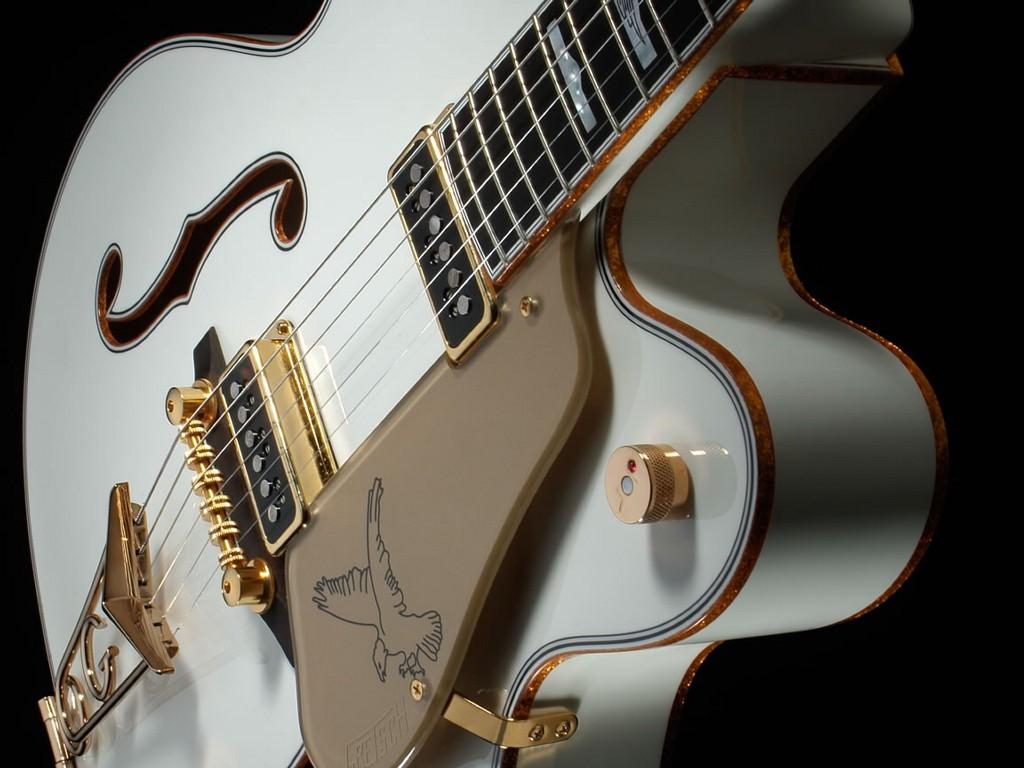Music Wallpaper: Guitar - Gretsch