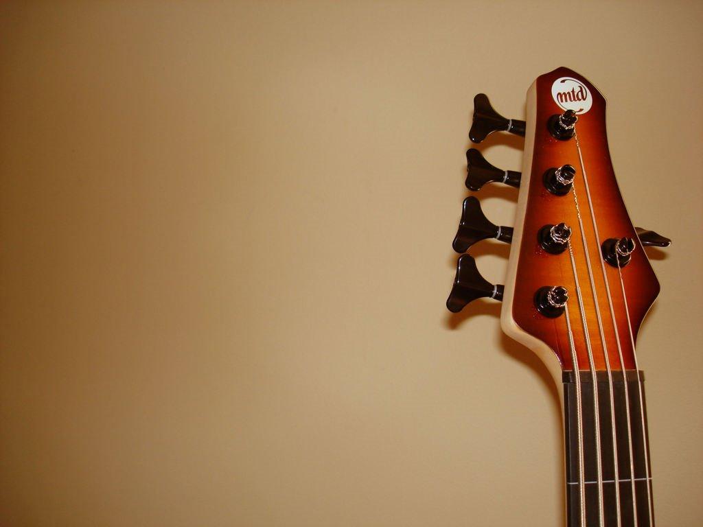 Music Wallpaper: Bass