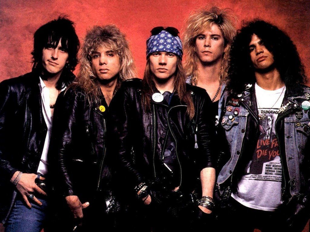 Music Wallpaper: Guns N' Roses