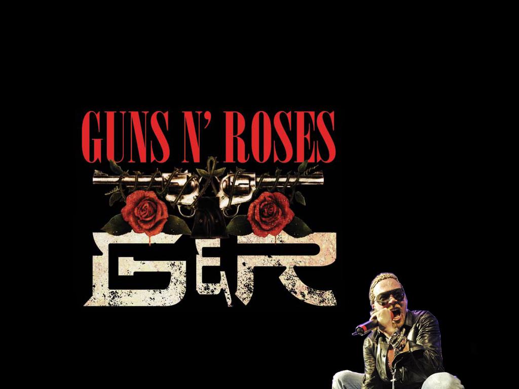 Music Wallpaper: Guns N' Roses (2006)