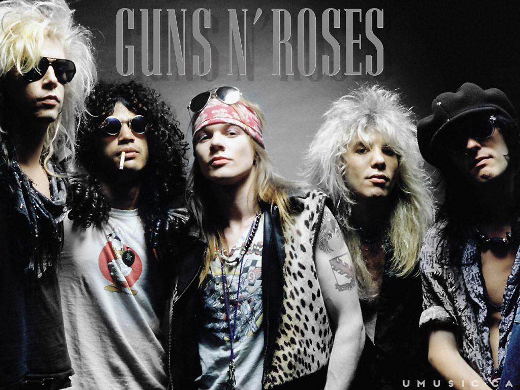 Music Wallpaper: Guns N' Roses