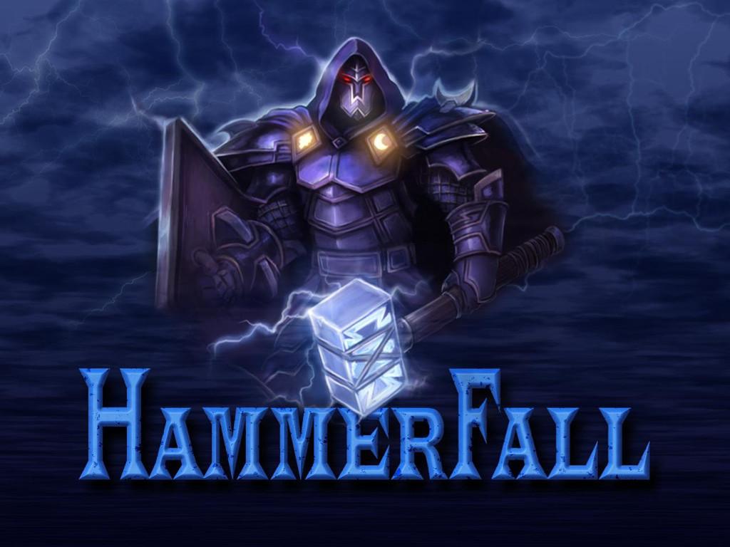Music Wallpaper: Hammerfall