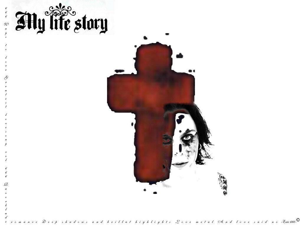 Music Wallpaper: Him - My Little Story