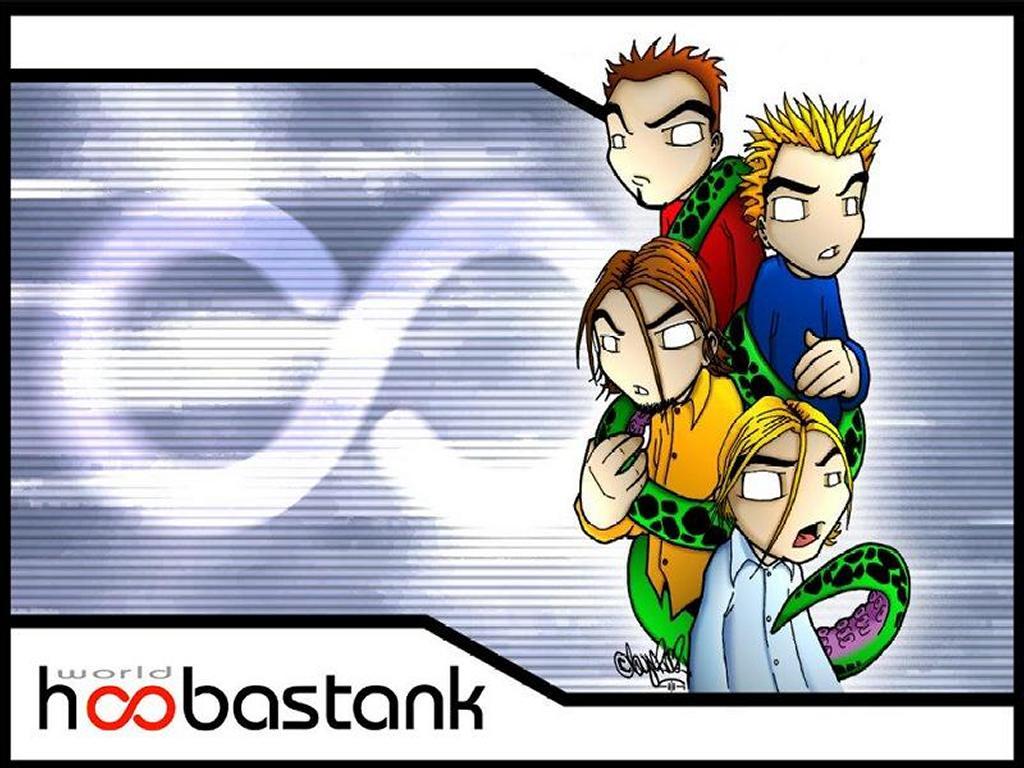 Music Wallpaper: Hoobastank