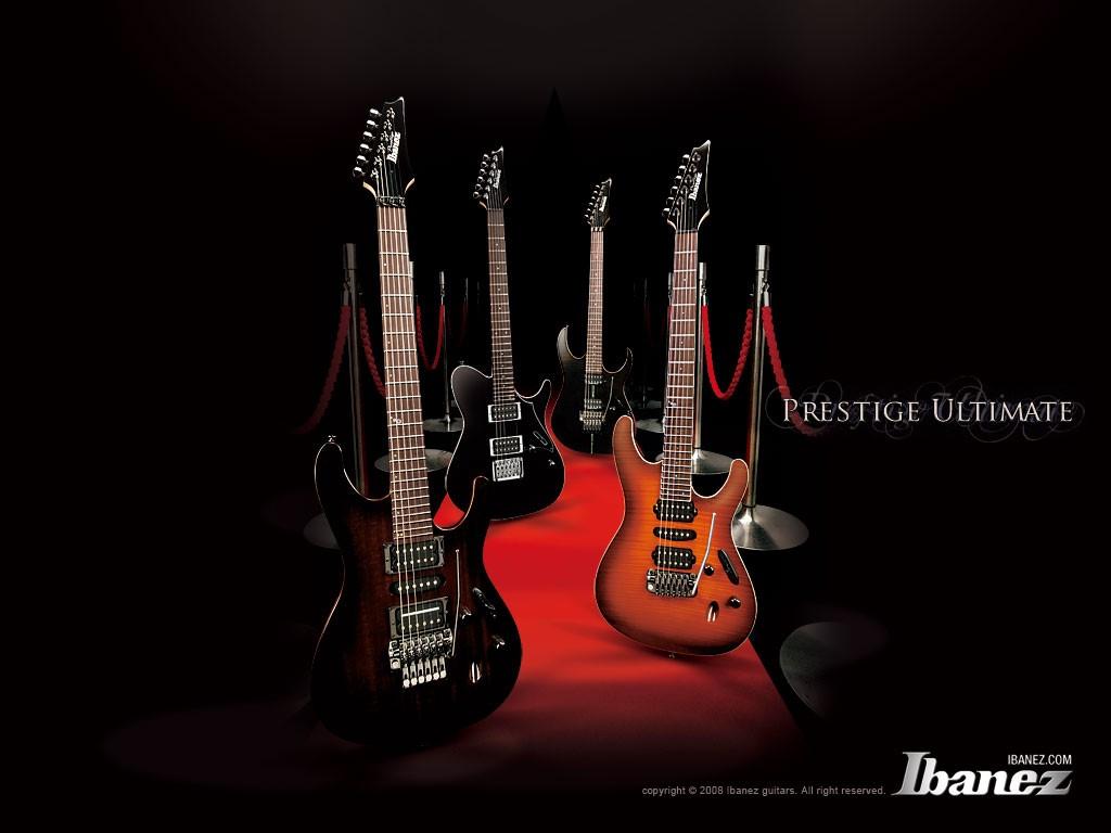 Music Wallpaper: Ibanez