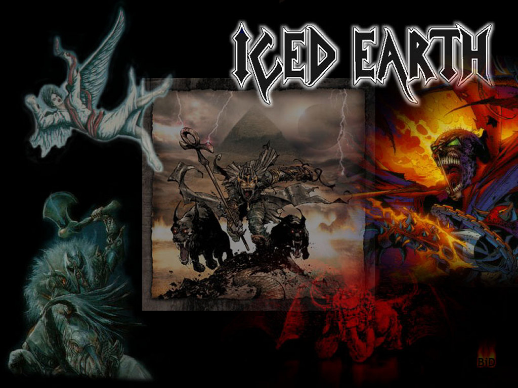 Music Wallpaper: Iced Earth