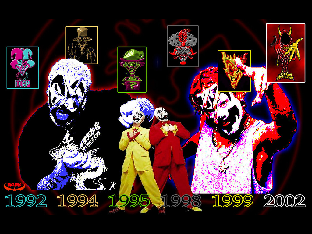 Music Wallpaper: ICP - Insane Clown Posse