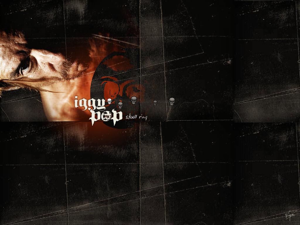 Music Wallpaper: Iggy Pop