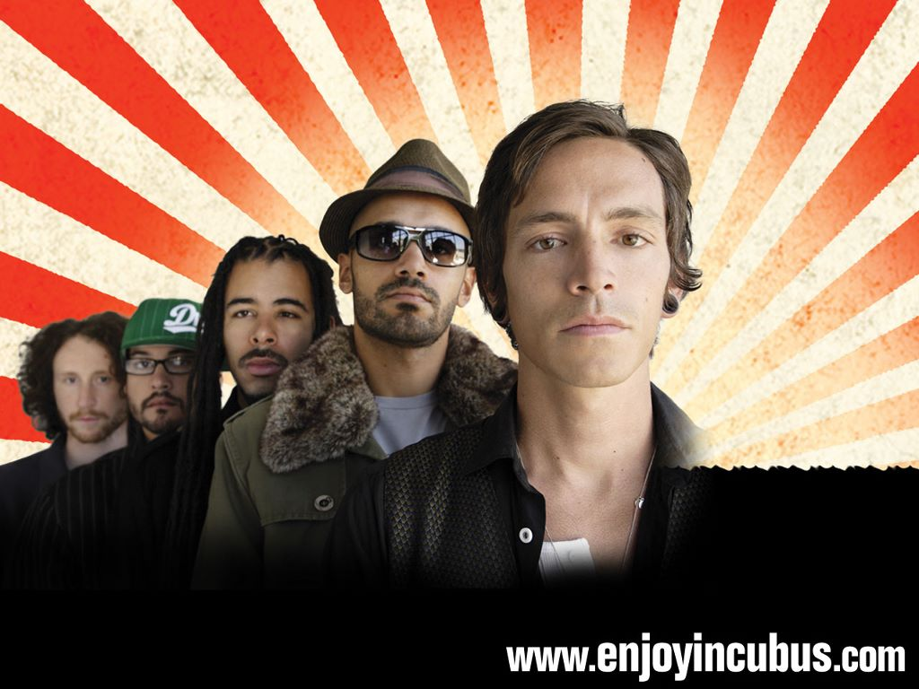 Music Wallpaper: Incubus