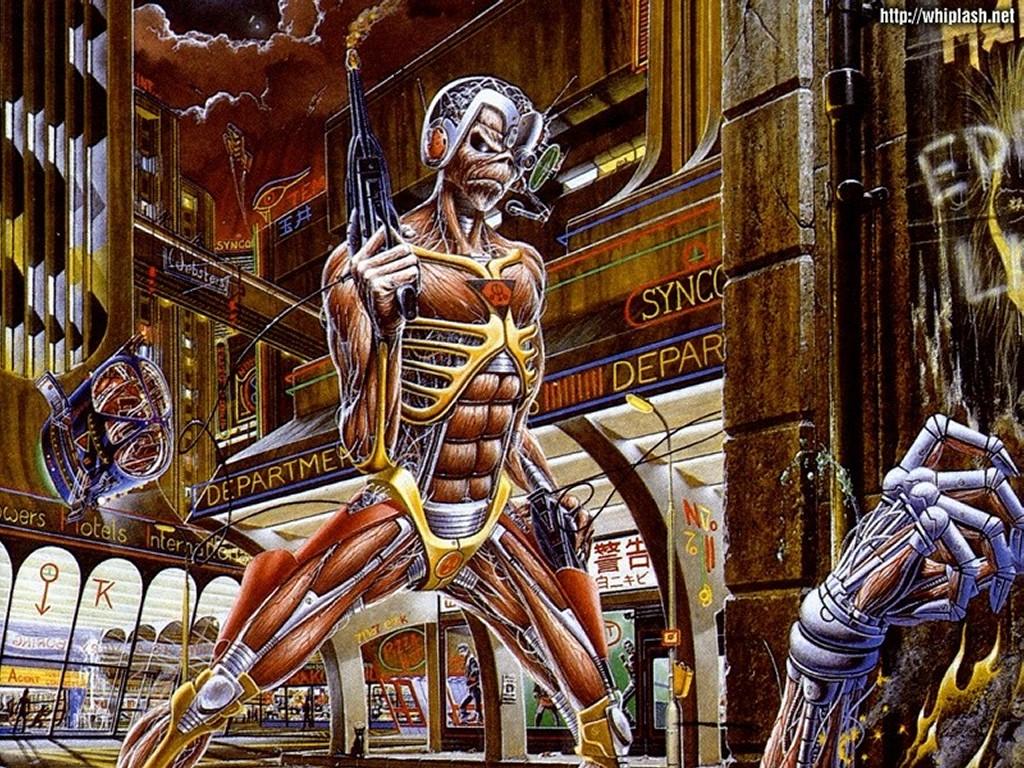 Music Wallpaper: Iron Maiden