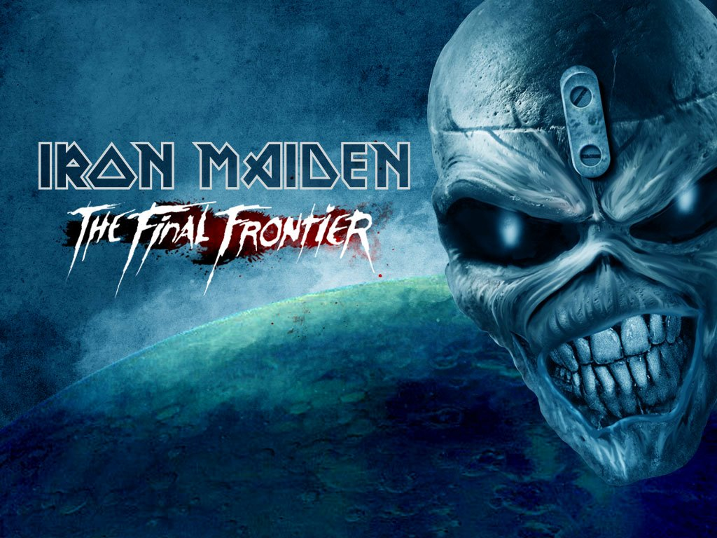 Music Wallpaper: Iron Maiden - The Final Frontier