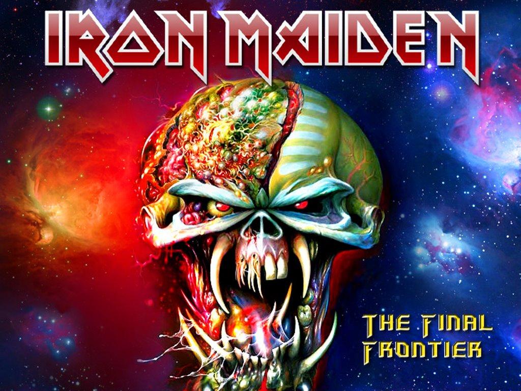 Music Wallpaper: Iron Maiden - The Final Frontier