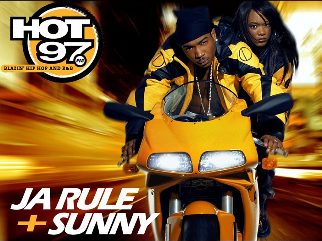 Music Wallpaper: Ja Rule + Sunny