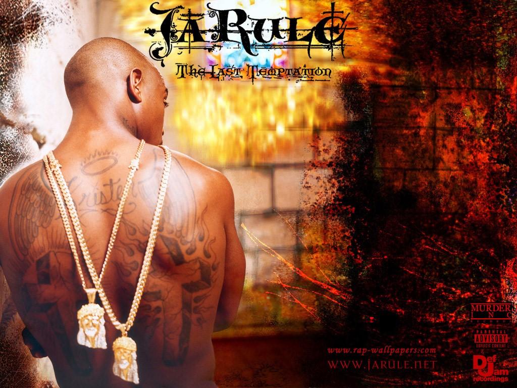 Music Wallpaper: Ja Rule - The Last Temptation