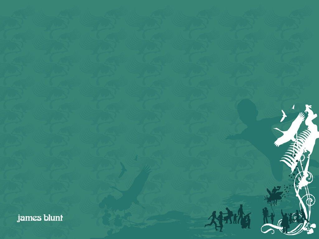 Music Wallpaper: James Blunt
