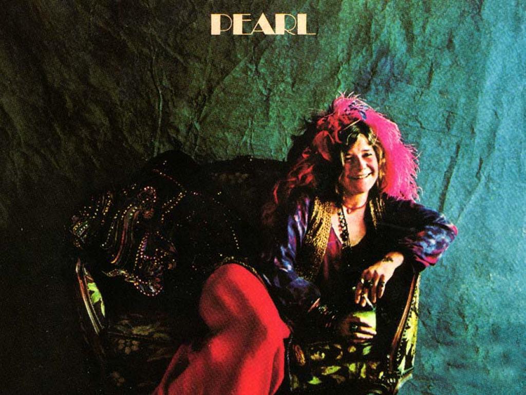 Music Wallpaper: Janis Joplin