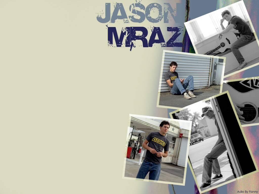 Music Wallpaper: Jason Mraz