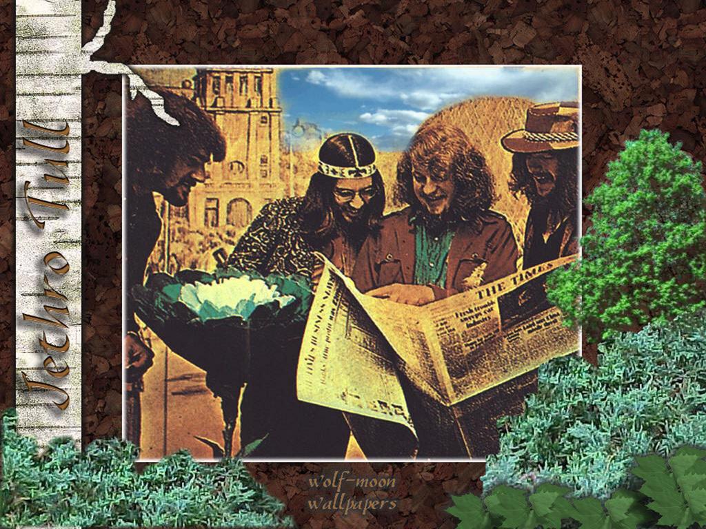 Music Wallpaper: Jethro Tull