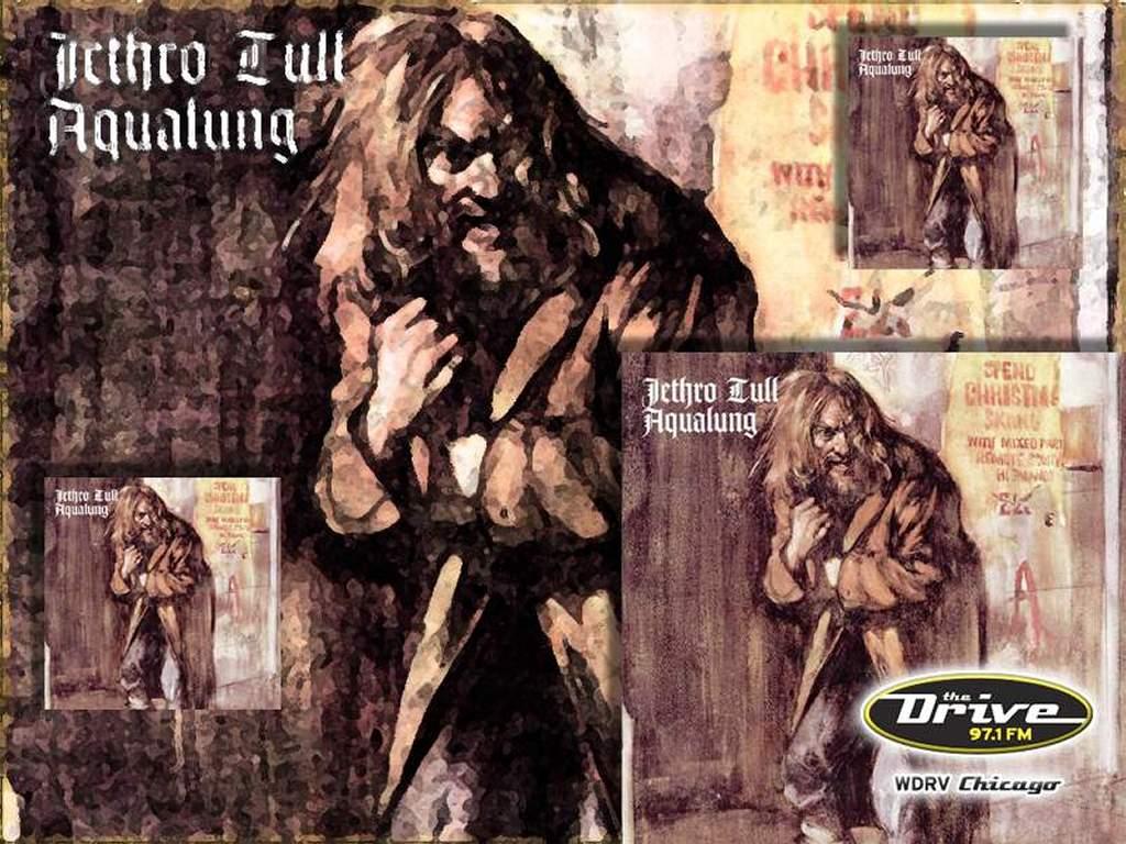 Music Wallpaper: Jethro Tull - Aqualung