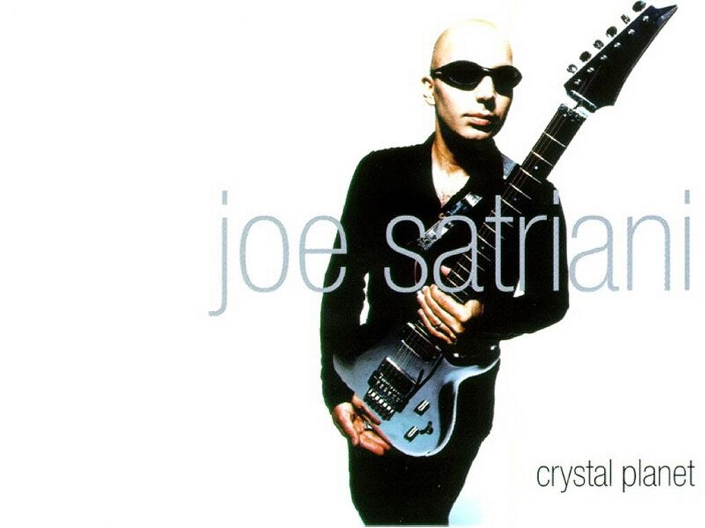 Music Wallpaper: Joe Satriani