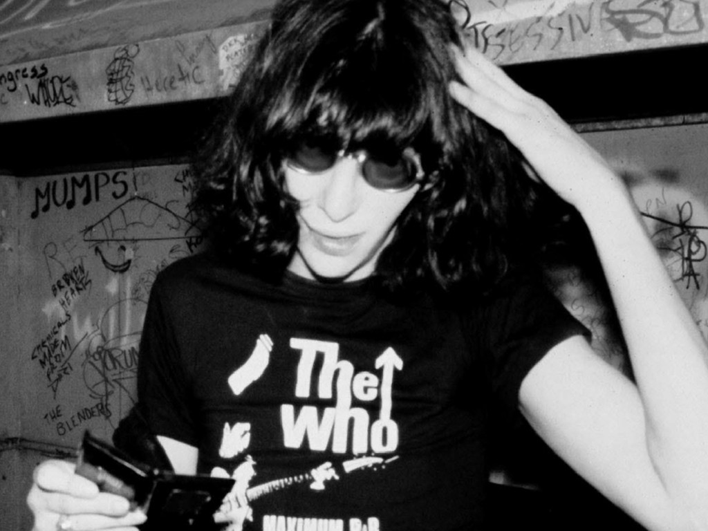 Music Wallpaper: Joey Ramone