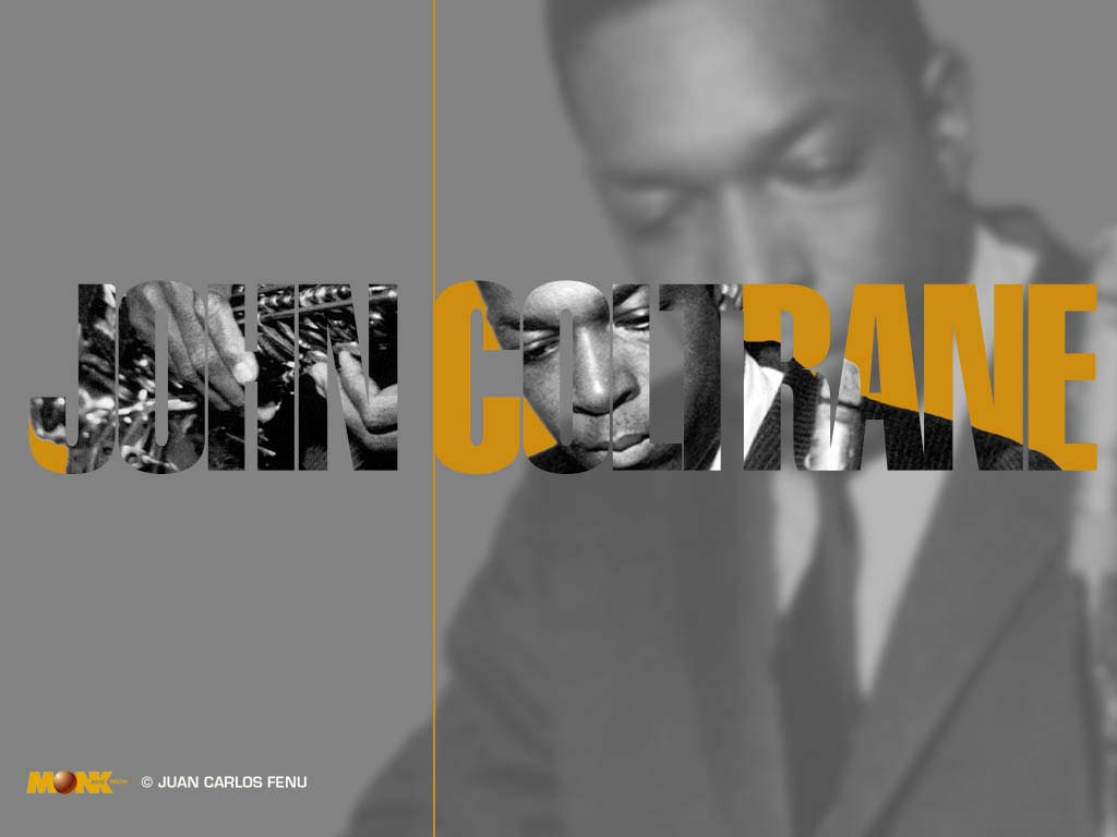 Music Wallpaper: John Coltrane