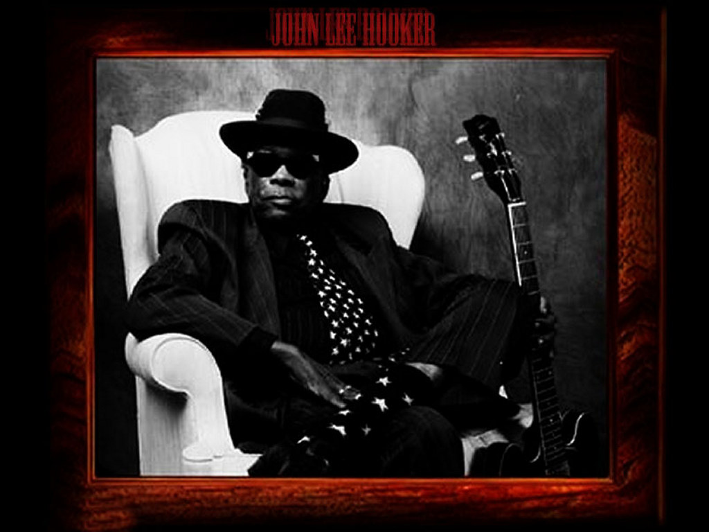 Music Wallpaper: John Lee Hooker