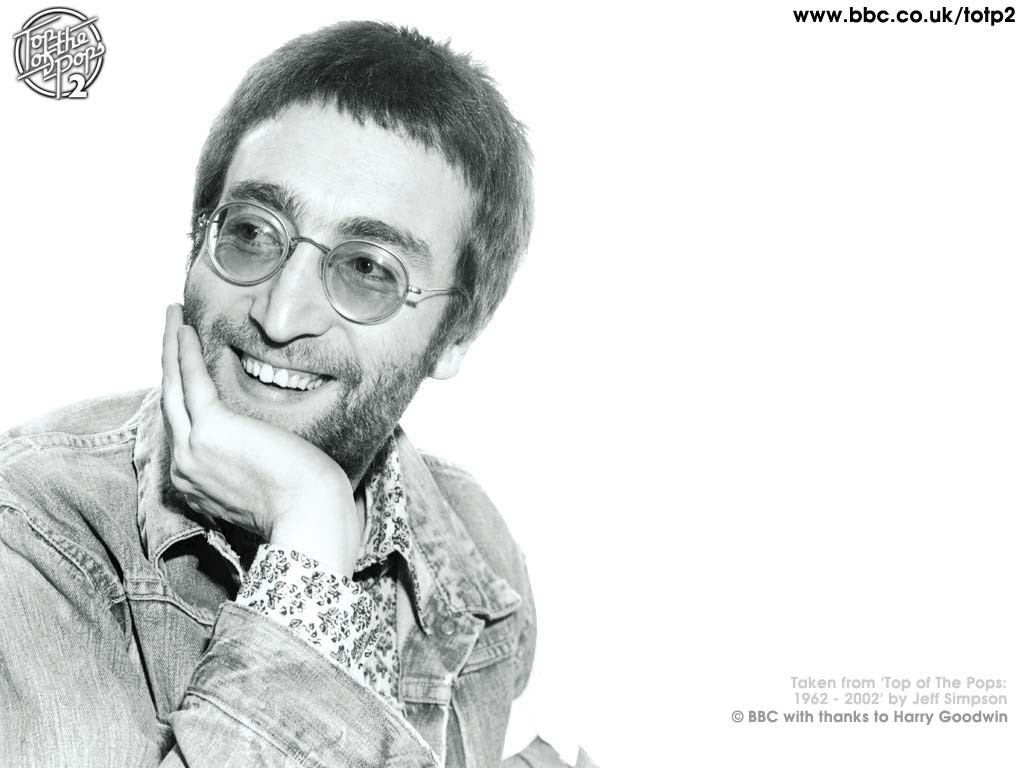 Music Wallpaper: John Lennon