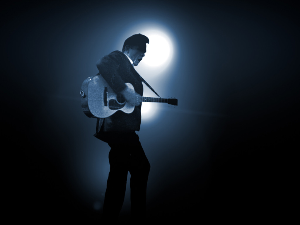 Music Wallpaper: Johnny Cash
