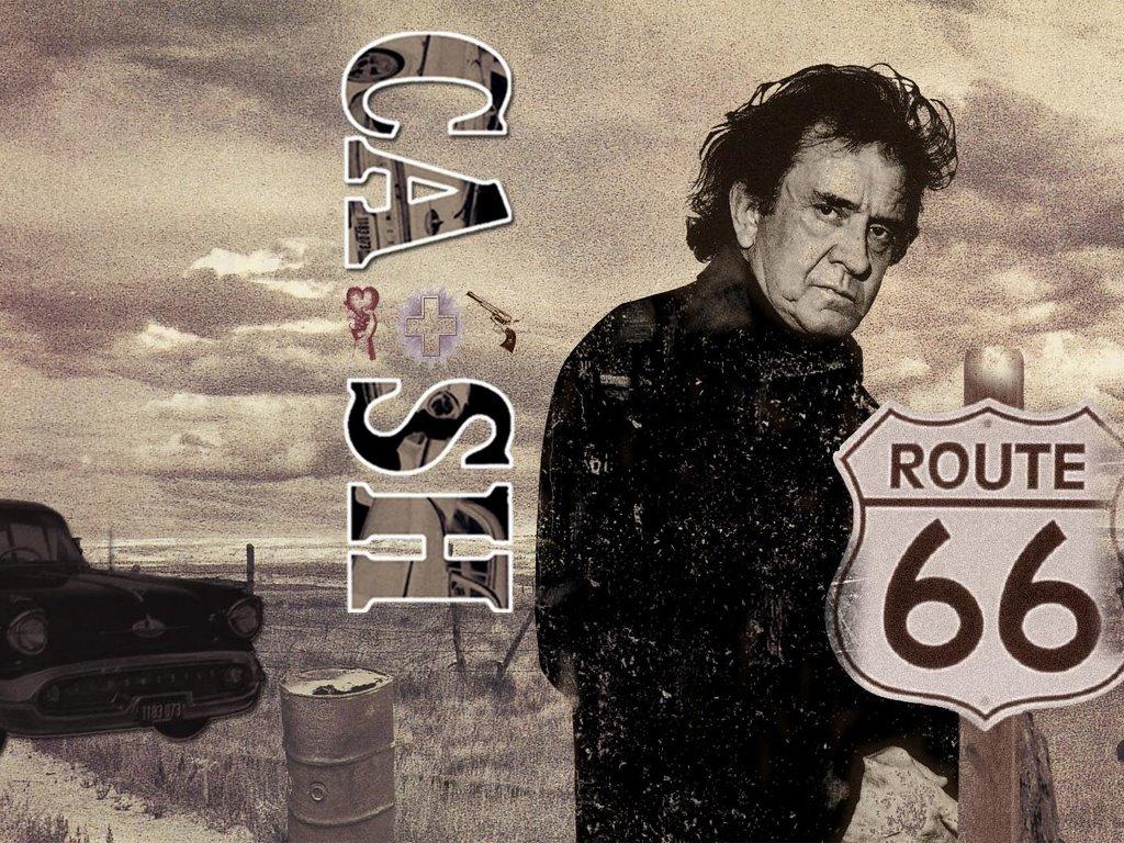 Music Wallpaper: Johnny Cash