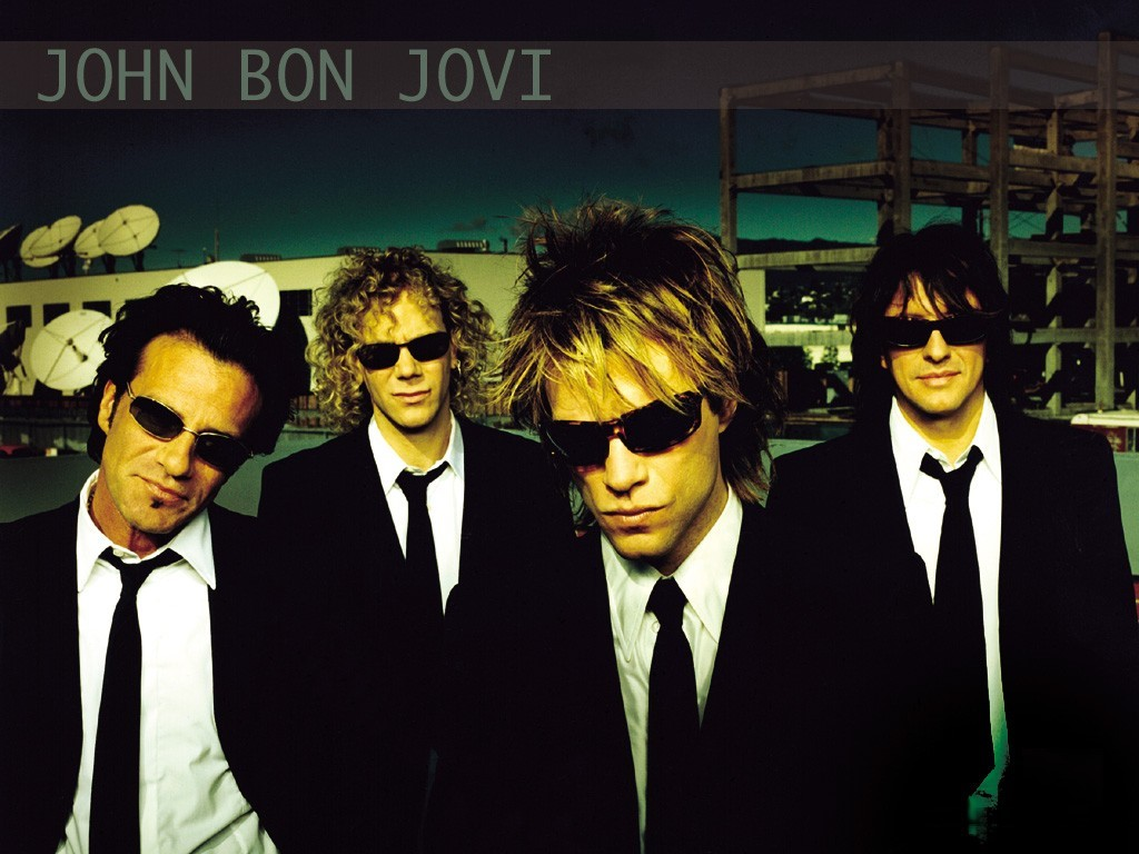 Music Wallpaper: Jon Bon Jovi