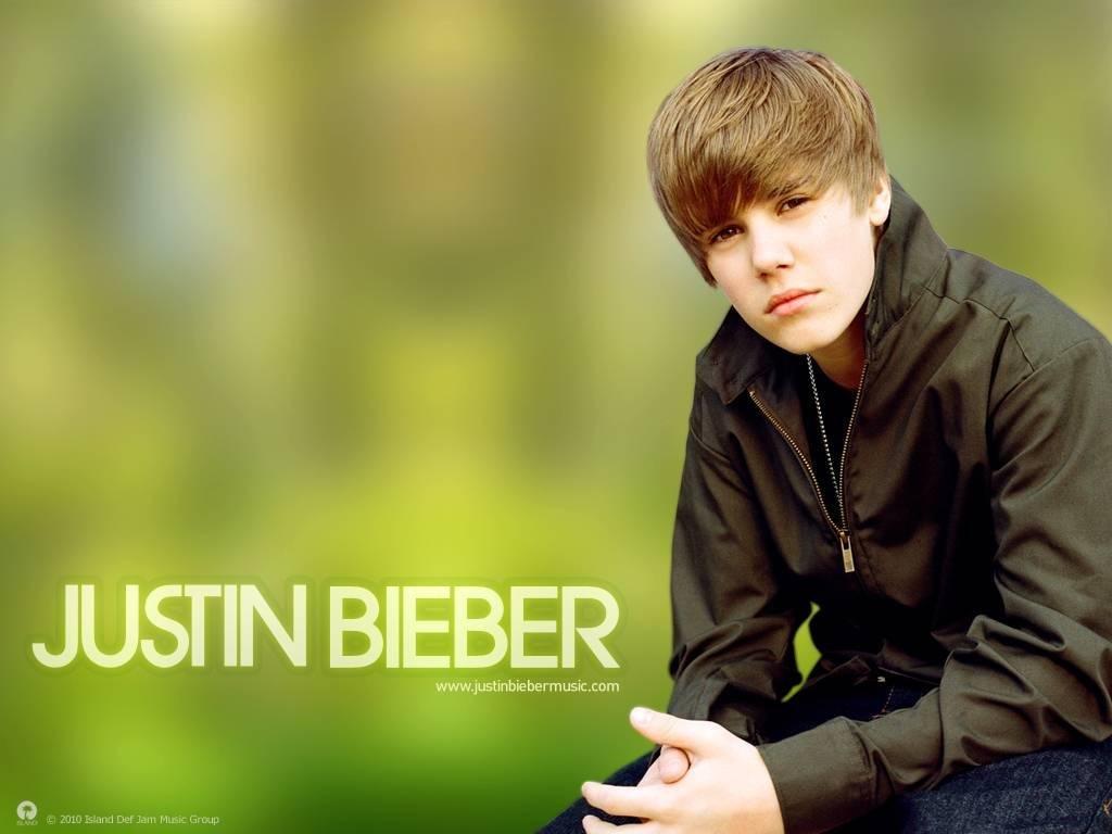 Music Wallpaper: Justin Bieber