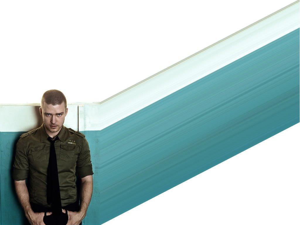 Music Wallpaper: Justin Timberlake