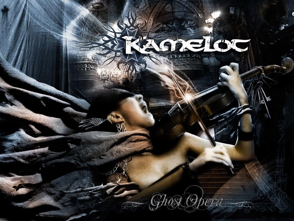 Music Wallpaper: Kamelot - Ghost Opera
