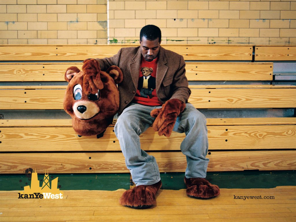 Music Wallpaper: Kanye West