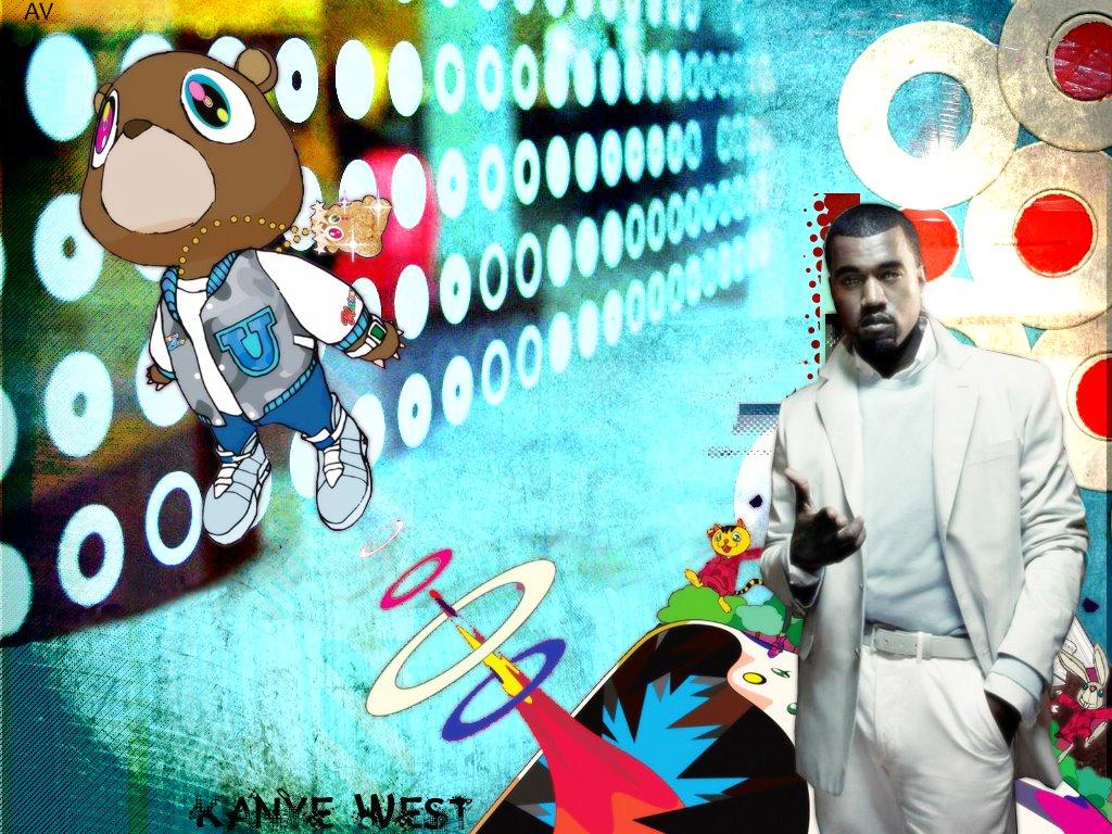 Papel de Parede Gratuito de Música : Kanye West
