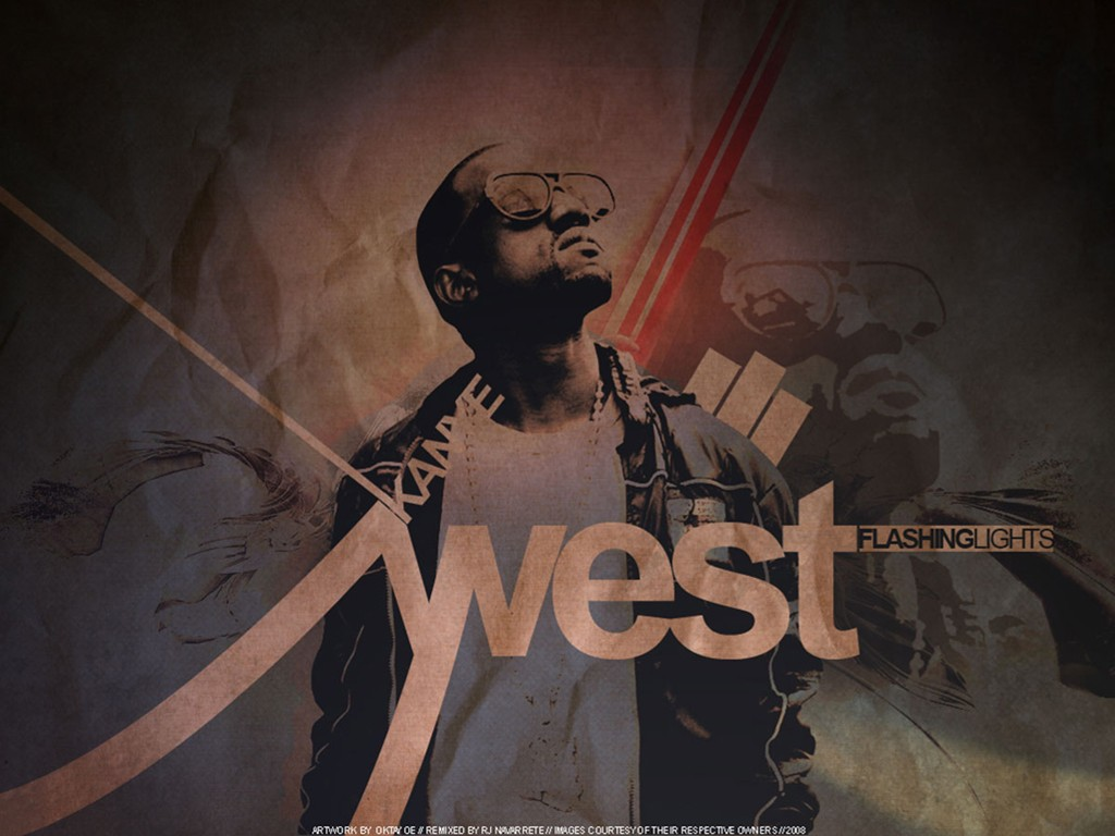 Music Wallpaper: Kanye West